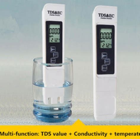 Tds Ec Meter Untuk Ber Hidroponik tds ec meter
