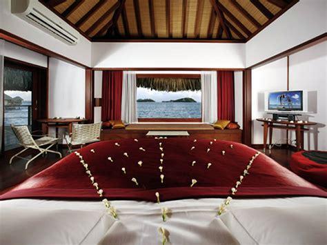 Set Marara the top 5 luxury resorts on the blissful island of bora bora
