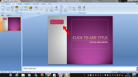 format membuat power point cara membuat presentasi powerpoint seperti flash notehigh