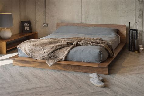low platform beds oregon low platform bed solid wood natural bed co