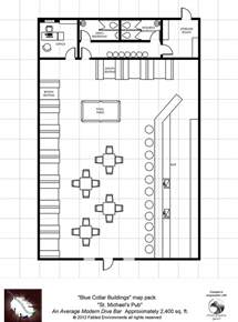 bar floor plans modern floorplans st michael s pub an average modern