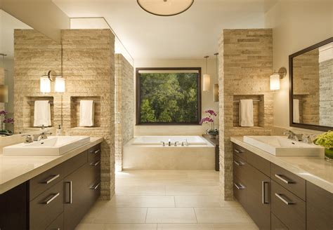 big bathrooms ideas 30 interesting ideas and pictures of granite bathroom wall