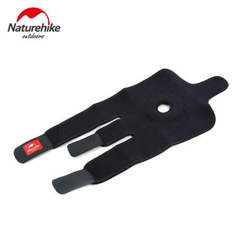 naturehike adjustable kneepad power brace black jakartanotebook