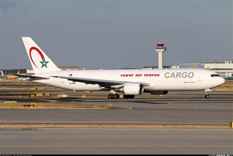 boeing  erbcf royal air maroc ram cargo