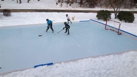 backyard skating rink  bc  quick guide