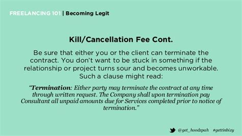 contract clauses you should never freelance without how to create a freelancing contract with free sle