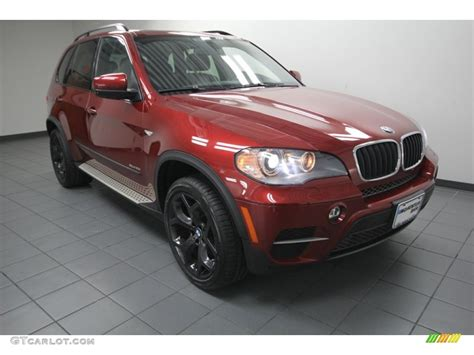 2011 vermilion metallic bmw x5 xdrive 35i 80539168 gtcarlot car color galleries