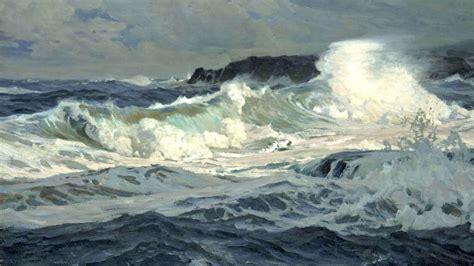 donne olandesi a letto il mare nell arte romantica la musa inquietante