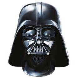 Star wars darth vader cardboard face mask partyrama
