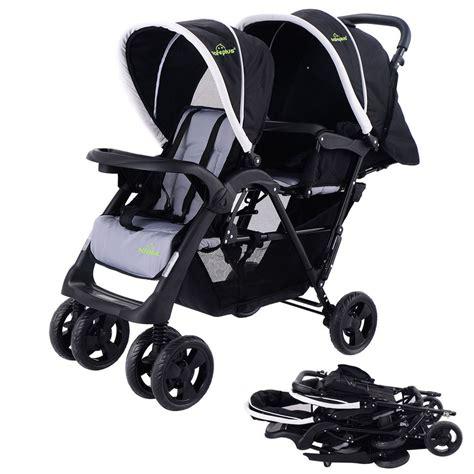 Alas Stroller Baby 1 foldable baby stroller jogger travel infant pushchair black 6940350842988 ebay