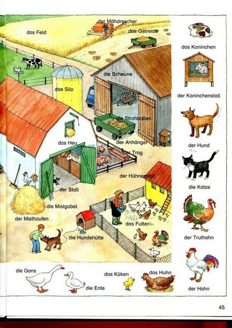 Scheune Auf Englisch by Die Besten 17 Ideen Zu Grundwortschatz Auf