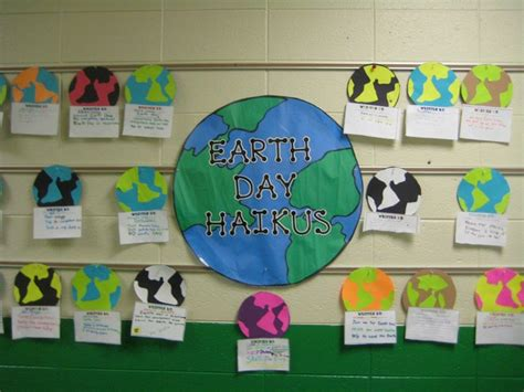 educational themes for april april bulletin board ideas for teachers holiday earth