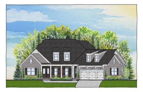 richfield oh forest spec home prestige homes