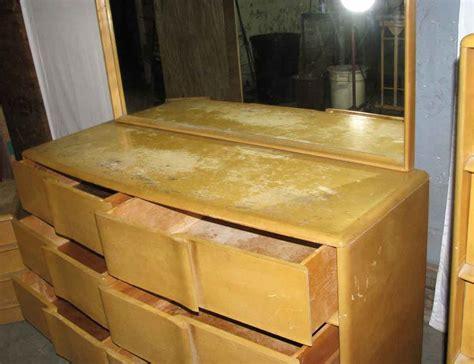 heywood wakefield bedroom furniture mid century maple bedroom set heywood wakefield olde