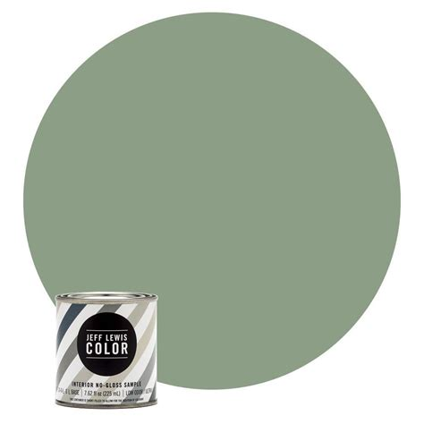 Home Depot 5 Gallon Interior Paint jeff lewis color 8 oz jlc510 dirty martini no gloss