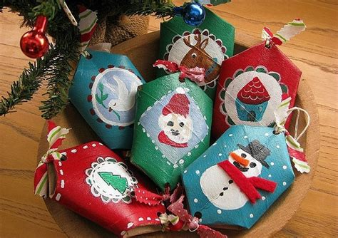 images of childrens christmas decorations crafts for 15 toilet paper roll ideas
