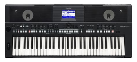 Keyboard Yamaha Arranger yamaha psr s650 arranger workstation keyboard yamaha