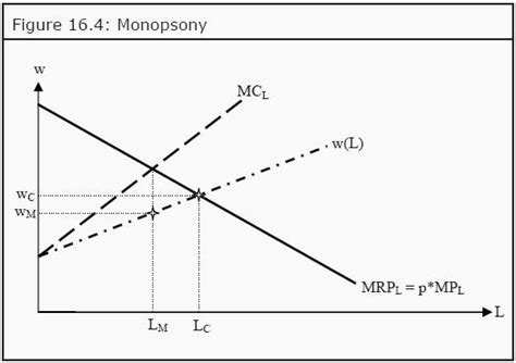bilateral monopoly diagram monopsony bilateral monopoly assignment homework help
