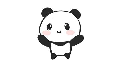 imagenes de osito kawaii c 243 mo dibujar oso panda kawaii