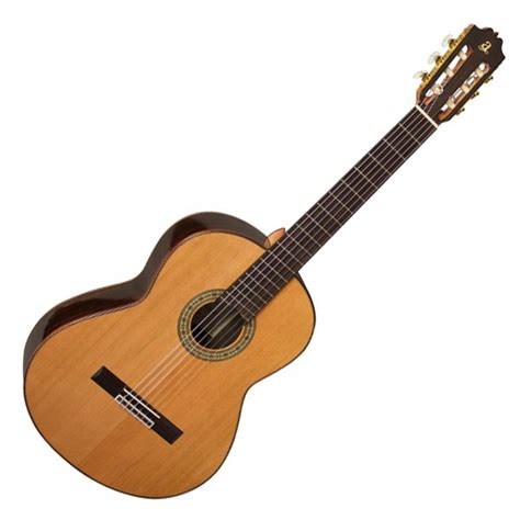 Handcrafted Classical Guitars - admira a10 handcrafted classical guitar at gear4music