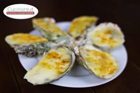 cucinare ostriche ostriche gratinate al gorgonzola cucinare it
