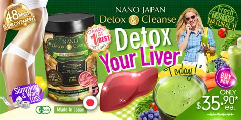Nano Detox And Cleanse Smoothie by Buy Low Price Must End Nano Detox Deals For Only S 31 9