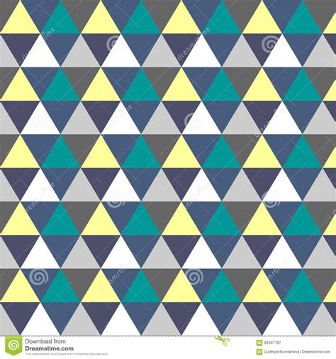 pattern romb vector romb pattern triangle texture stock vector image 68497787
