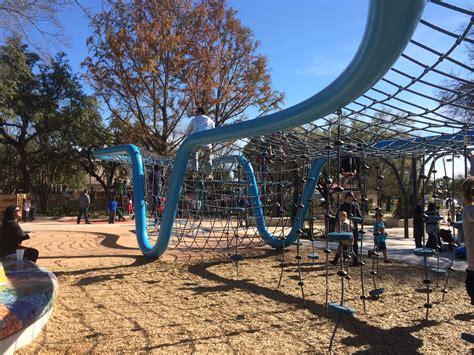 photo tour rad new playground in san antonio s hemisfair