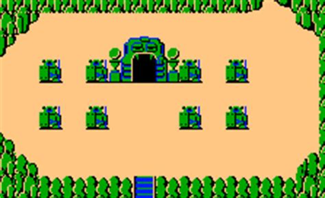legend of zelda map level 2 location level 2 first quest zeldapedia the legend of zelda