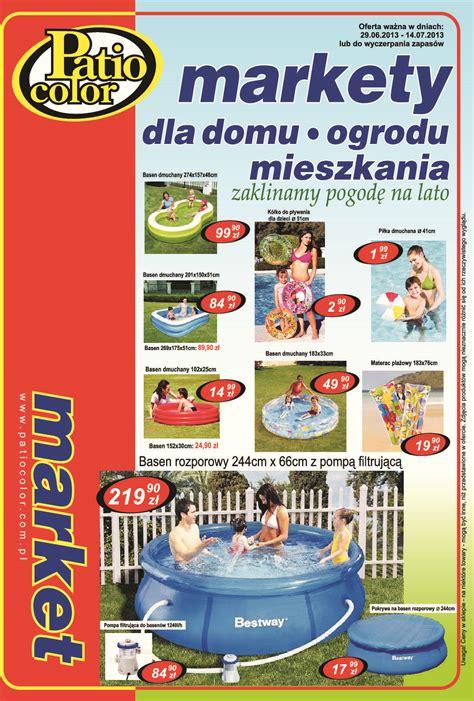 patio color gazetka promocyjna patio color okazjum pl s 4 491