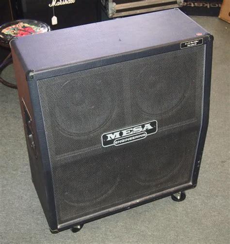 Mesa Cabinet 4x12 by Mesa Boogie 4x12 Rectifier Standard 4fb 412 Guitar Speaker