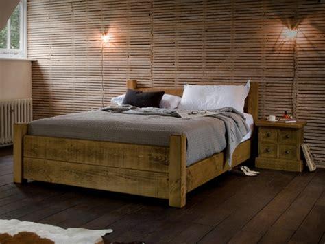 betten design jedes schlafzimmer braucht doch ein - Holzbett Rustikal