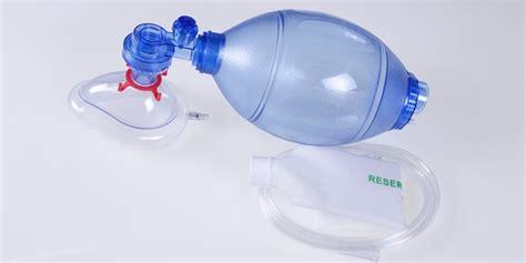 ambu bag pvc resuscitator tw8311 blue ambu bag cpr mask