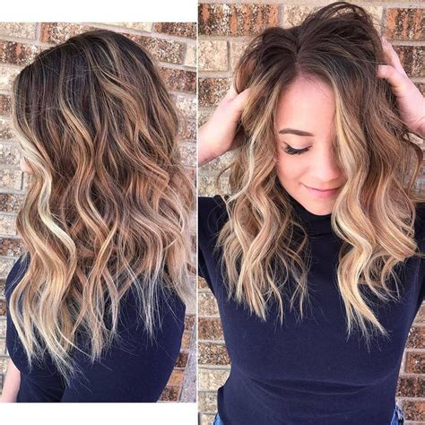 medium balyage hairstyles best 25 medium balayage hair ideas on pinterest blonde