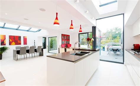 living room extension cost kitchen diner open plan edwardian extension living room extensions plans