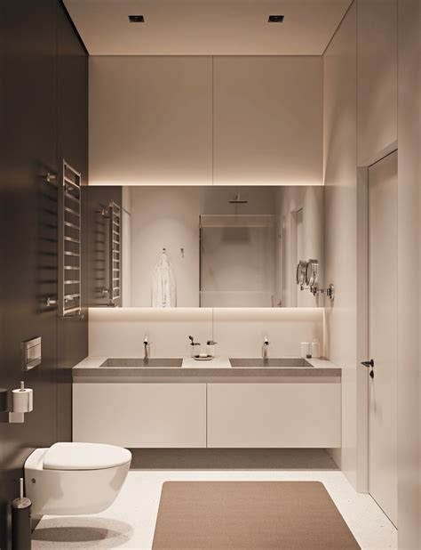 Modern Small Bathrooms by 40 Modern Minimalist Style Bathrooms