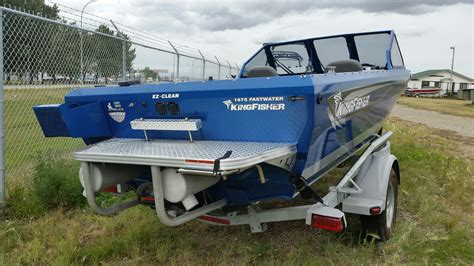 kingfisher walleye boats jet boats kingfisher jet boats for sale