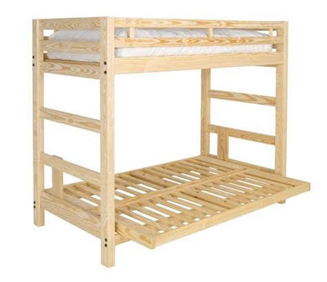 futon loft bed liberty futon bunk package deal includes size mattress