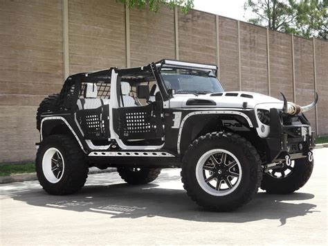 modified jeep wrangler jeep wrangler unlimited sport 4x4 custom 69 900 00