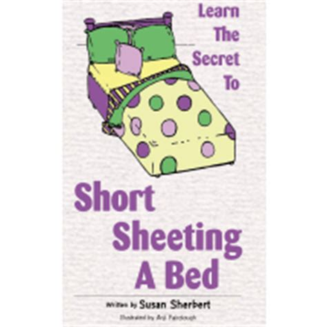 how to short sheet a bed the general hospital wub tub sunday surgery short sheeted