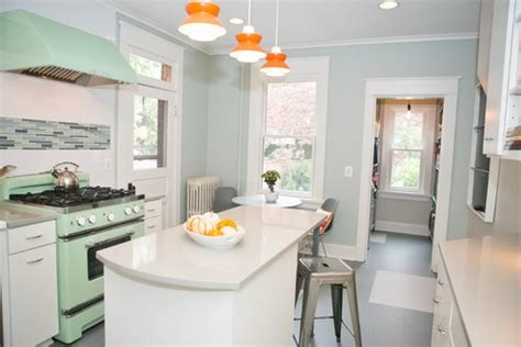 Kitchen Island Remodel by Favorite Paint Color Benjamin Moore Quiet Moments Postcards From The Ridge