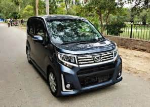 Daihatsu Move Aerodown Custom Daihatsu Move Custom Rs 2016 For Sale In Lahore Pakwheels