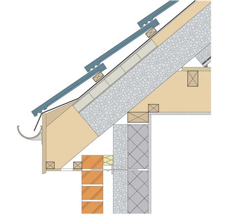 Ceiling Eaves by Typical Roof Eave Details Typical Roof Overhang Designs