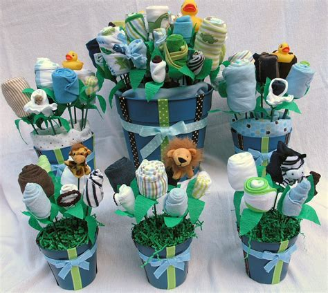Baby Shower Centerpiece For Boy by Boy Baby Shower Ideas Favors Ideas