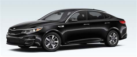 Kia Optima Per Gallon 2016 Kia Optima Features And Exterior Colors