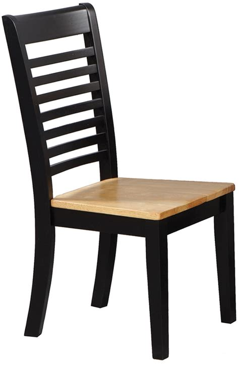 dining room chairs only ladderback side chair by winners only furniture mall of