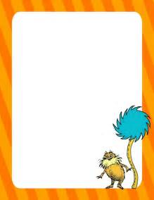 dr seuss templates dr seuss border templates free search results calendar