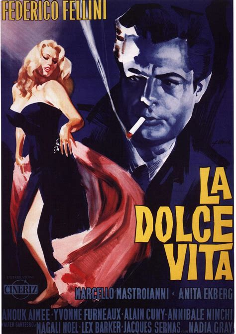 For Dolce Vita by Series Italian Style On Celluloid La Dolce Vita