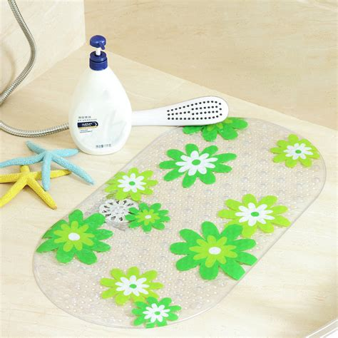 rug slip prevention anti slip pvc bath mat bathroom safety carpet bath shower floor cushion rug xp ebay