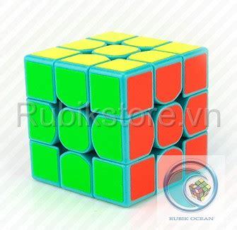 Rubik 3x3 Kungfu Qinghong 3x3x3 huong dan xoay rubik 3x3x3 theo cach don gian nhat huong